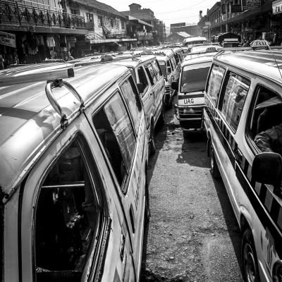 Uganda, Kampala, 2011