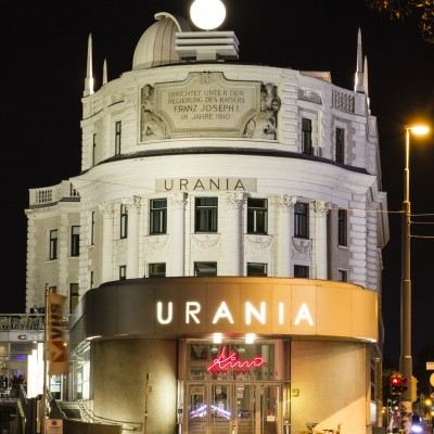 Urania, Wien, Uraniastraße 1, 1010 Wien, 2014