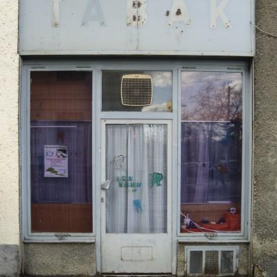 Tabak Trafik, Untere Augartenstrasse / Obere Augartenstrasse, 2. Bezirk, Wien
