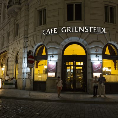 Cafe Griensteidl, 1010 Wien