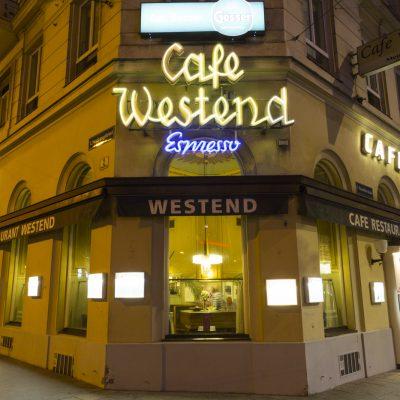Cafe Westend, 1070 Wien