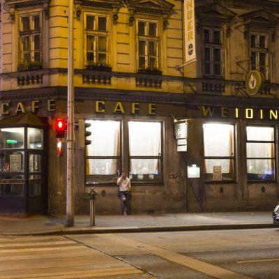 Cafe Weidinger, 1160