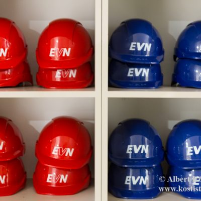 """Helme des derzeitigen Betreibers EVN - Zwentendorf dient als """"Übungskraftwerk"""""""